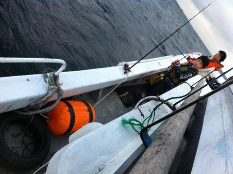 4・5・6日 有明海のヒラメ・キス釣り