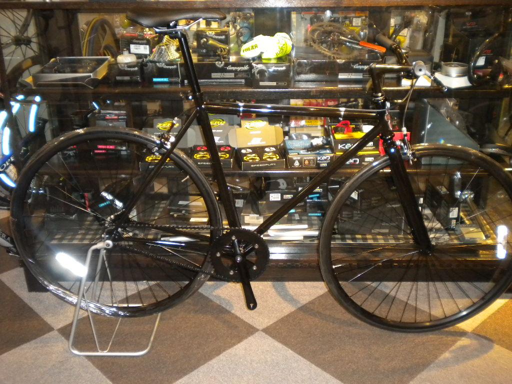 自転車の 自転車 赤羽 : 踏力 ライザー ブラック再入荷 ...