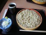 蕎麦&ソーセージ4