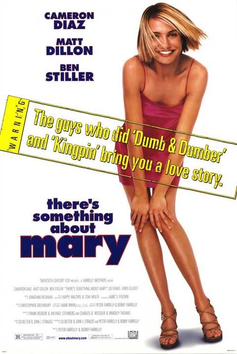 メリーに首ったけ 映画