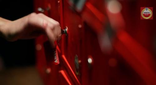 Amstel Safe  Wardrobes for Smartphones  Case Study  - YouTube