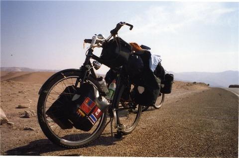 Bikes desert, Peru (Medium) (Small)