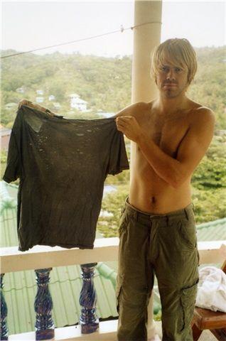Ben T-shirt, Thailand (Medium) (Small)