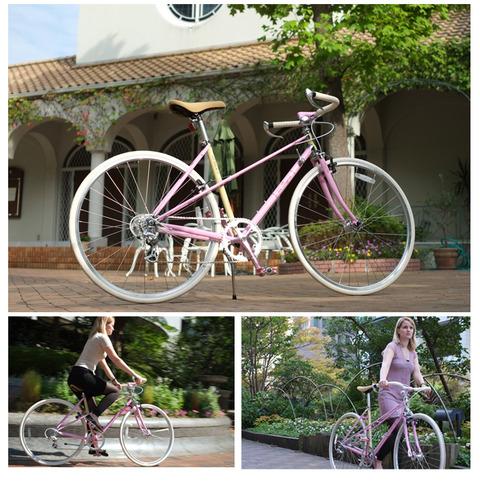 自転車の サイクリング 自転車 女性 おすすめ : クロスバイク : 格安自転車、服 ...