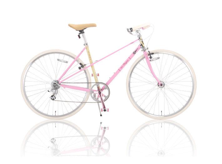 自転車の 自転車 おしゃれ : 自転車女子におすすめのクロス ...