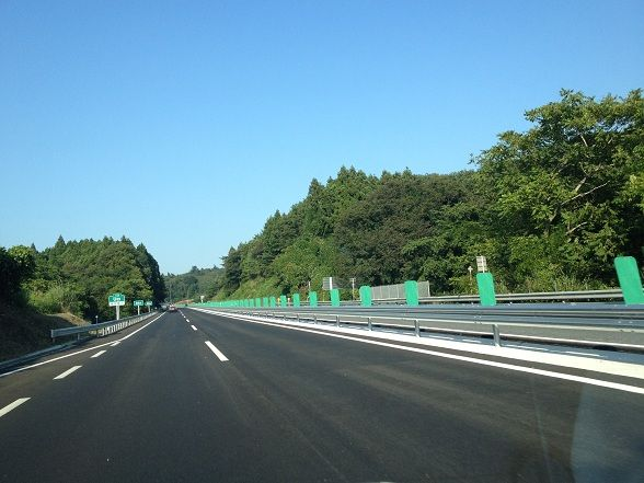 それと、8/8、三陸自動車道の松島と利府中ICの間に新しいPAができたそ... 春日PA・下り(