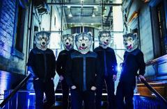 MAN WITH A MISSION、イギリスツアー大成功!