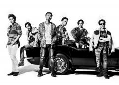 EXILE THE SECOND ニューアルバム『Highway Star』3月28日リリース決定