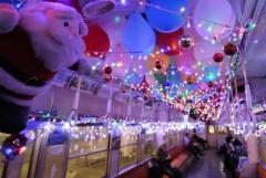 幻想的な鉄道の旅を 小湊鉄道でイルミネーション列車 27日まで