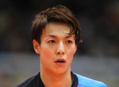 卓球・松平賢二パパになる 有名選手からもお祝いコメント続々