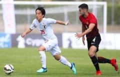 サッカー日本、トルコに敗れる U―21、トゥーロン国際大会