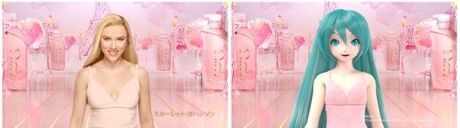■初音ミクのシャンプーのCM初公開動画   エロ画像動画アンテナ