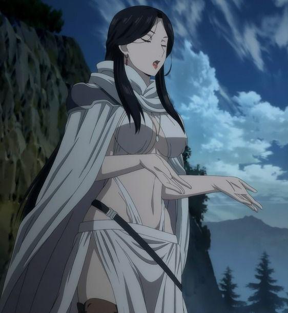 ■【アニメエロ】アルスラーン戦記の女性キャラのエロい画像のエロ漫画・エロ画像