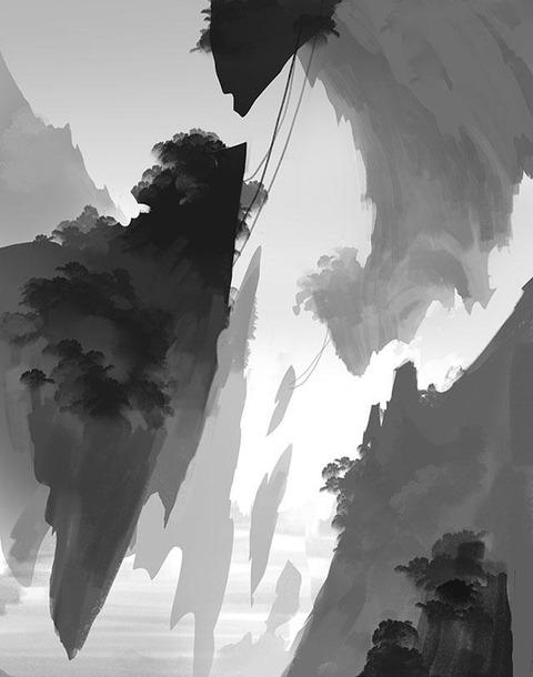 ARC20151005_Forest_Sketch01