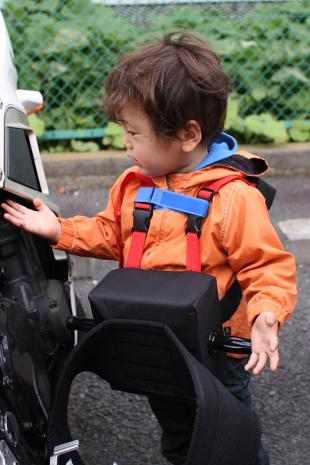 Child's Riding Belt