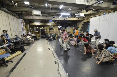 舞台稽古2