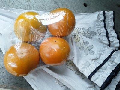 のほほん 柿2