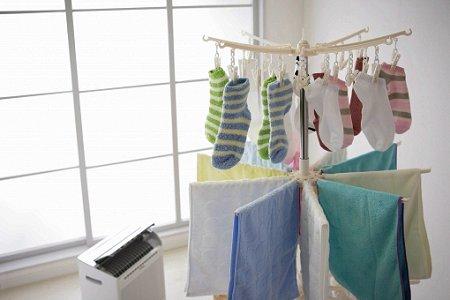 のほほん 洗濯物