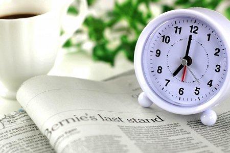 のほほん 時計