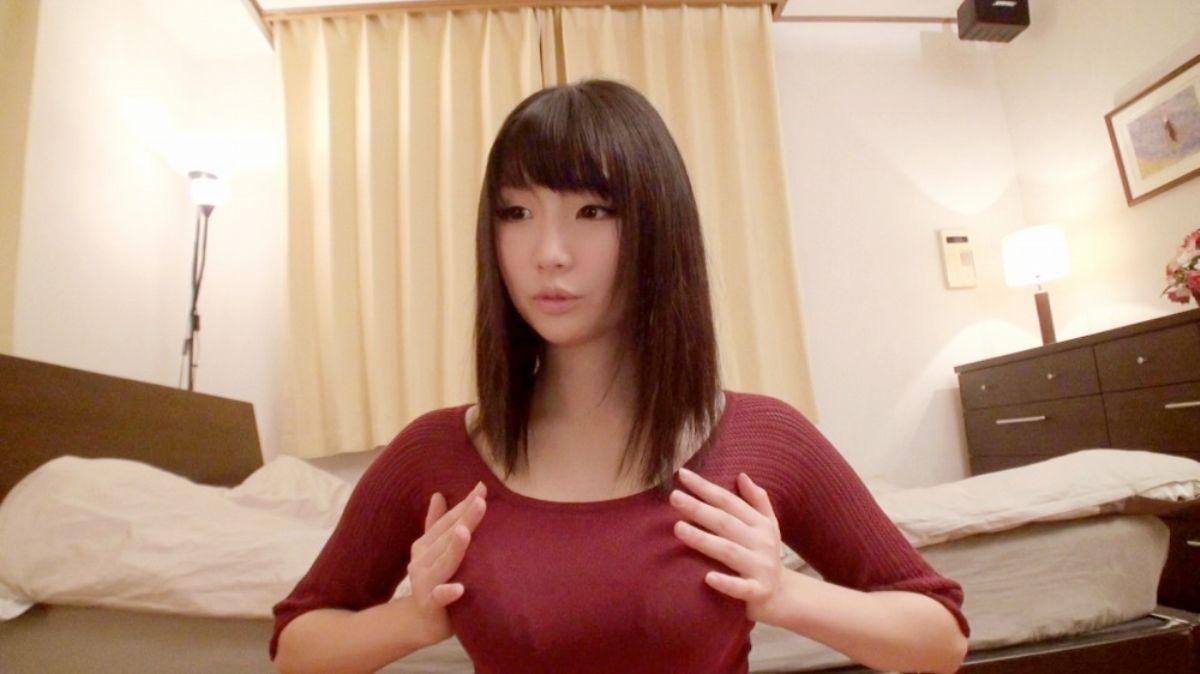 巨乳女子大生とホテルでハメ撮りセックス画像