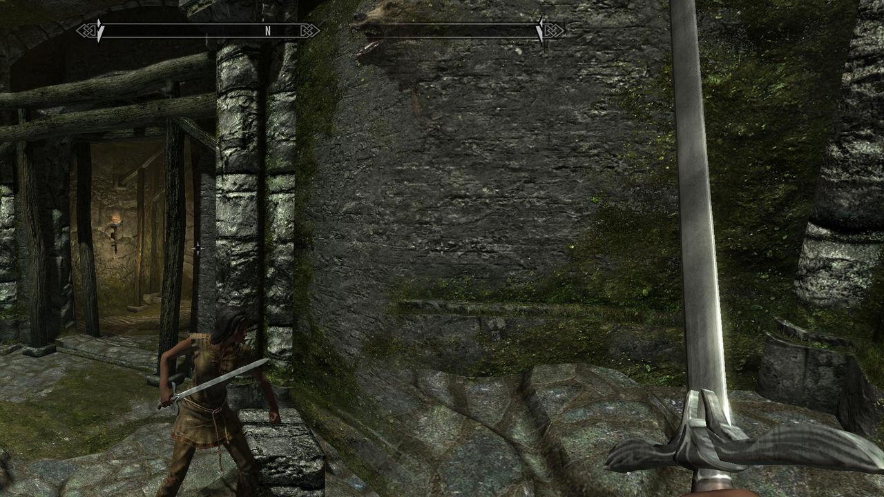 Elder Scrolls V Skyrim Caliente Female Body Mod V30 - oc