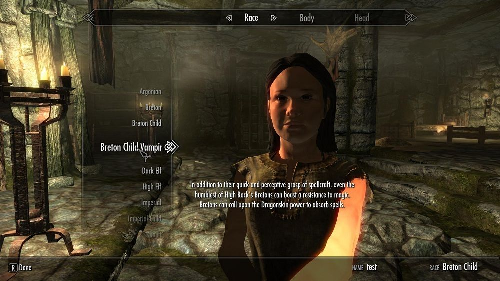 how to give yourself a spell in skyrim