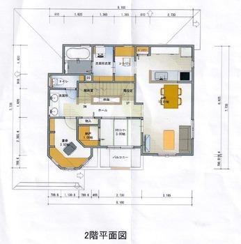 3rd平面図③