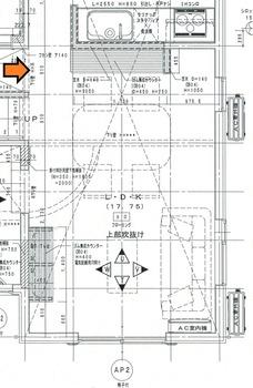 ②平面図 1階2