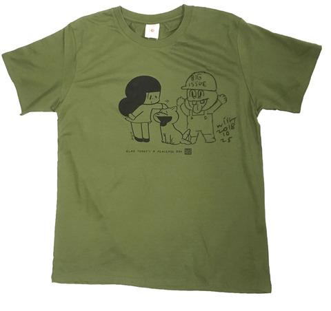 タムくんTシャツ