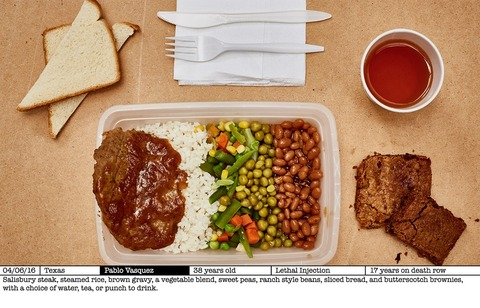 TCC_Photo Series_死刑囚の最後の食事 6