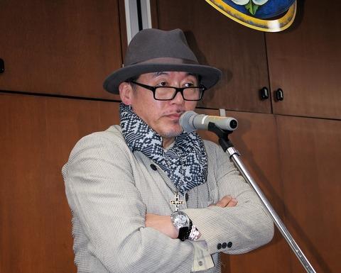 03体験を話す田代さん
