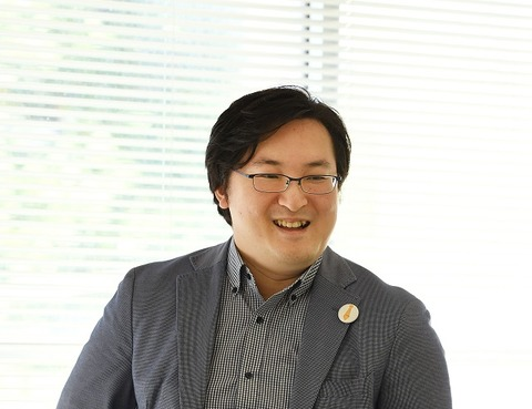 長岡鉄平さん
