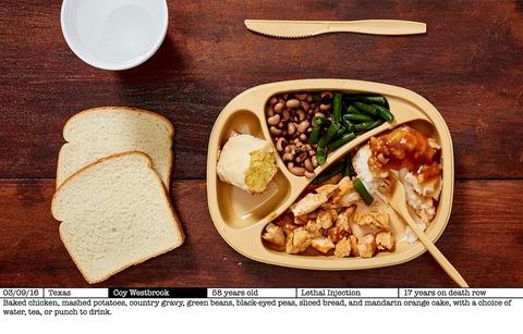 TCC_Photo Series_死刑囚の最後の食事 5