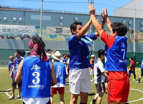 第2回ダイバーシティカップ2-1