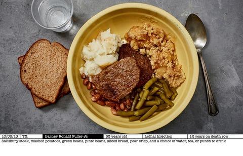 TCC_Photo Series_死刑囚の最後の食事 8