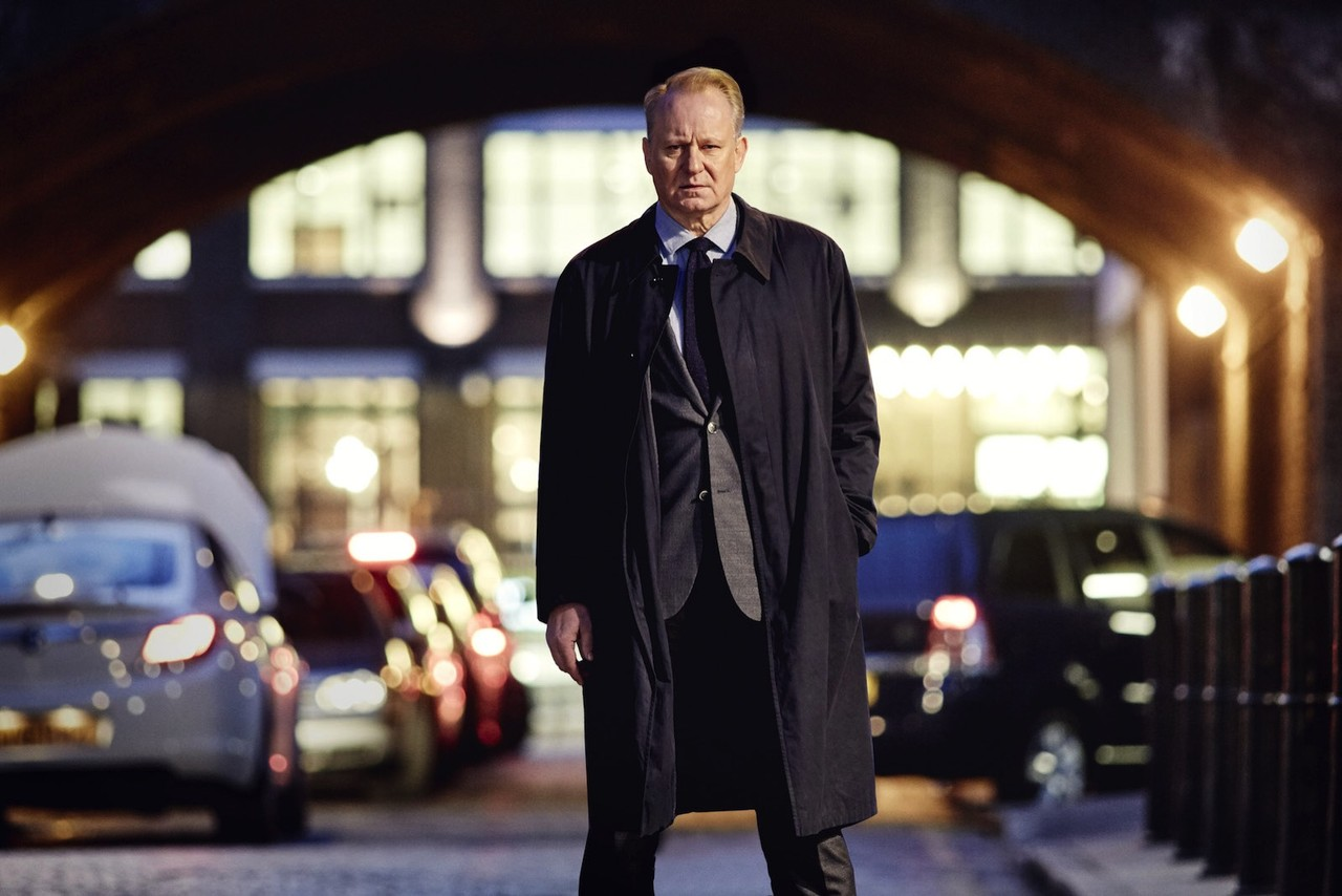 Stellan skarsg rd in bbc crime thriller river