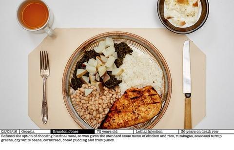 TCC_Photo Series_死刑囚の最後の食事 3