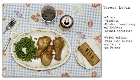 TCC_Photo Series_死刑囚の最後の食事 19