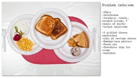 TCC_Photo Series_死刑囚の最後の食事 15