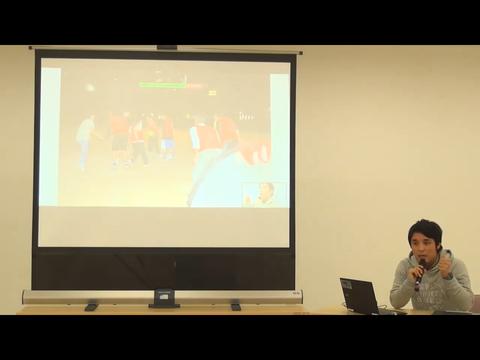 1部_川上 翔さん:NPO法人ダイバーシティサッカー協会