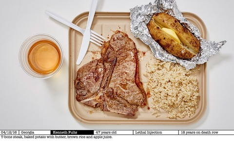 TCC_Photo Series_死刑囚の最後の食事 7