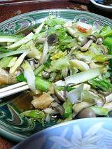 20060505いろいろな野菜の炒め物