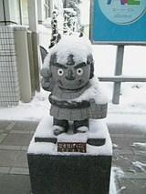 20060201なまはげ石像