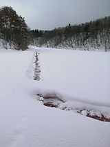 20060314雪の山1