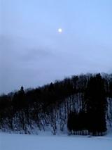 20060112東の空のお月様1