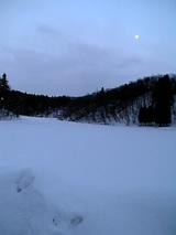 20060112東の空のお月様3