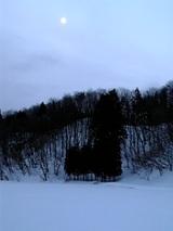20060112東の空のお月様2