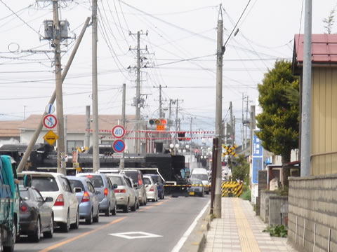 20060506喜多方駅SL