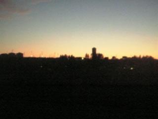 20050924夕焼け