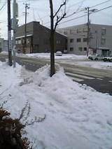 20051217雪の道路2